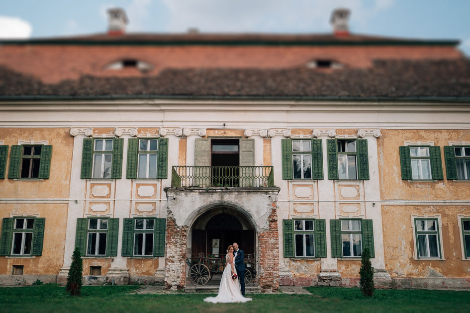 Brukenthal Palace Wedding
