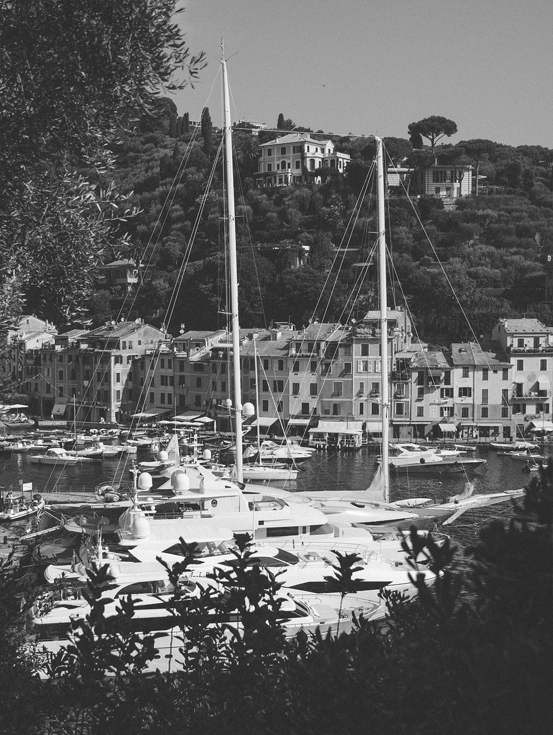 santa margherita ligure italy